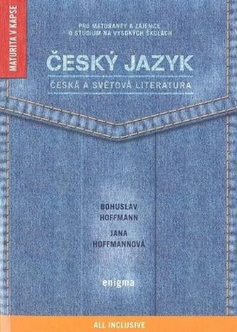 Český jazyk - Bohuslav Hoffmann; Jana Hoffmannová