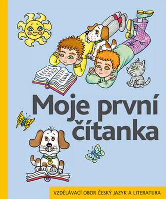 Moje první čítanka - Jiří Žáček; Helena Zmatlíková