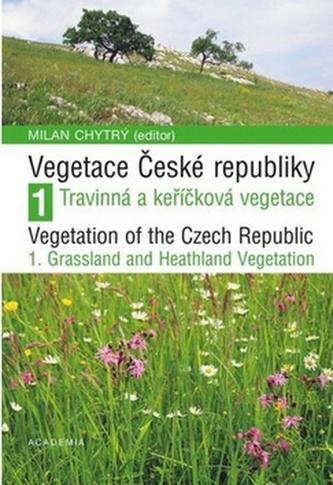 Vegetace České republiky 1. - Milan a kol. Chytrý