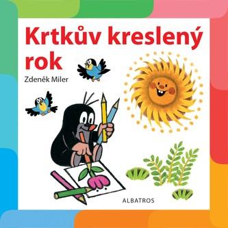 Krtkův kreslený rok - Zdeněk Miler