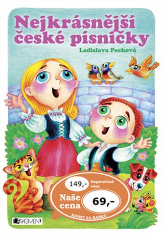 Nejkrásnější české písničky - Ladislava Pechová