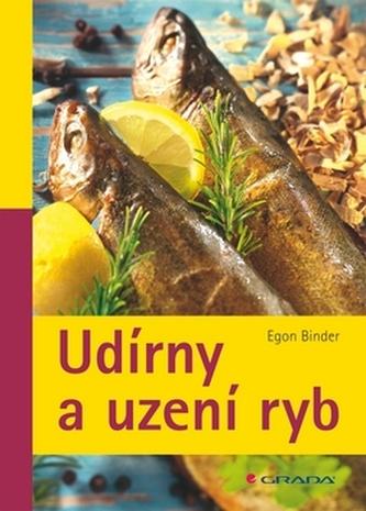 Udírny a uzení ryb - Egon Binder