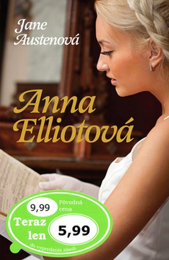 Anna Elliotová - Jane Austenová