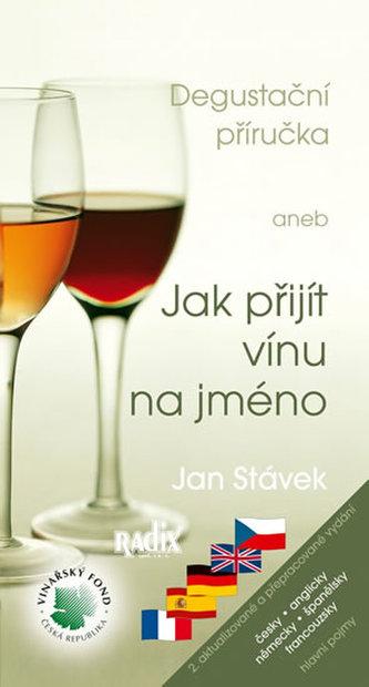 Degustační příručka - Jan Stávek