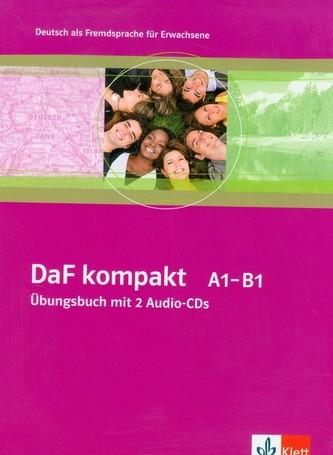 DaF Kompakt A1-B1 Ubungsbuch - kol.
