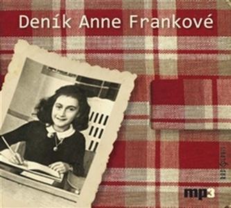 CD-Deník Anne Frankové - Franková Anne
