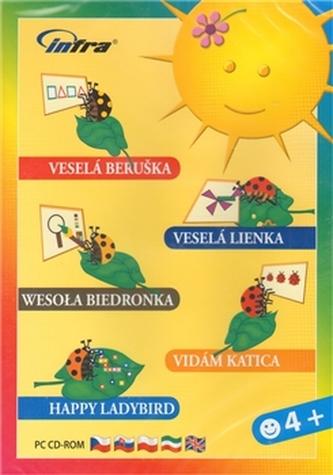 DVD-Veselá beruška - Krommerová Anita