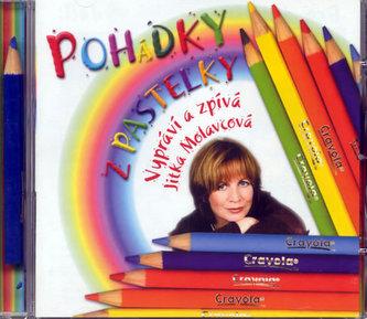 CD-Pohádky z pastelky - Molavcová Jitka