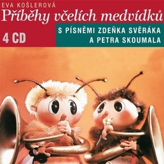 CD-Příběhy včelích medvídků - Košlerová Eva
