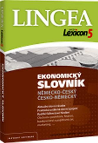 CDROM - Německý ekonomický slovník