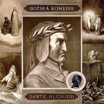 CD-Božská komedie - Alighieri Dante