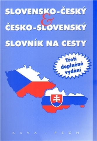 Slovensko-český a česko-slovenský slovník na cesty - Feifičová Magdaléna