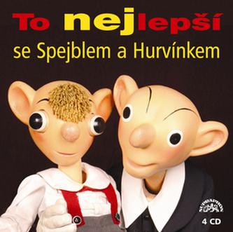 CD-To nejlepší se Spejblem a Hurvínkem